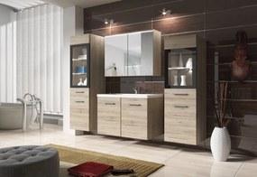 ADINA II fürdőszoba összeállítás mosdóval, San Remo
