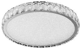 Luxera Luxera 62423 - LED Kristály mennyezeti lámpa GIRO LED/48W/230V kristály 62423