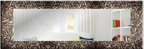 Orient fali tükör, 120 x 40 cm - Oyo Concept