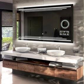 Fürdőszoba Tükör Világítással LED L75