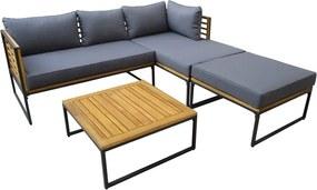 Blum akácfa kerti bútor szett - Ezeis