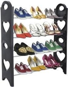 ISO, 5179 Összecsukható cipődoboz 12 pár számára, 5179