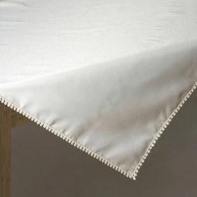 Jessi exkluzív asztalterítő Bézs 80 x 80 cm - HS350708