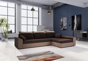PAMELA ágyázható sarok ülőgarnitúra, 245x85x140, mikrofázis 20/05, jobb