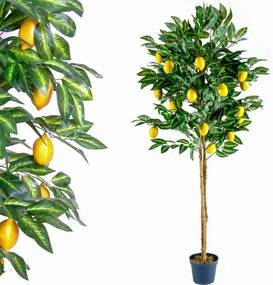 Műnövény citromfa PLANTASIA® - 184 cm
