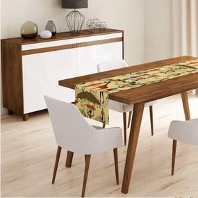 African Design asztali futó, 45 x 140 cm - Minimalist Cushion Covers