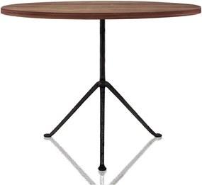 Cuckoo étkezőasztal kőrisfa lábakkal, ø 100 cm - Magis