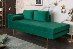 Diva kanapé 196cm smaragd