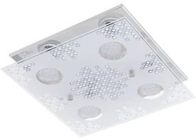 Eglo Eglo 75234 - LED Mennyezeti lámpa TONEON 4xGU10-LED/3W/230V EG75234