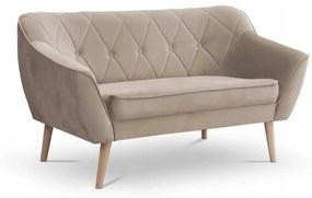 SD DEANA II kárpitozott kanapé - bézs