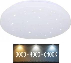 V-Tac LED Mennyezeti lámpa LED/18W/230V 31cm 3000K/4000K/6400K VT0488