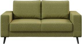 Fynn olivazöld kanapé, 168 cm - Ghado
