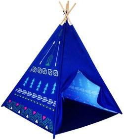 Gyerek teepee - kék