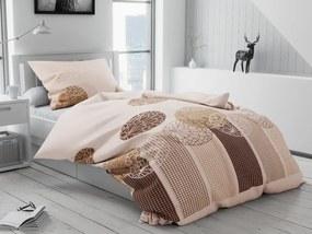 Taura krém pamut ágyneműhuzat