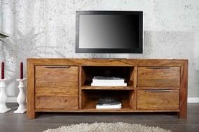 TV asztal Las Palmas masszív fából
