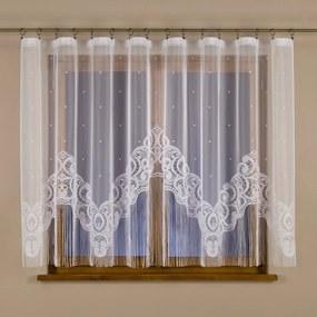 4Home Patricie függöny, 250 x 150 cm, 250 x 150 cm