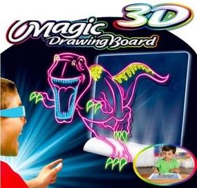 Varázslatos 3D rajztábla