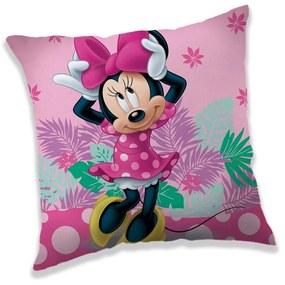 Jerry Fabrics párna Minnie tropic, 40 x 40 cm