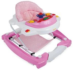 Baninni Classic 2-az-1-ben rózsaszín bébikomp BNBW002-LPK