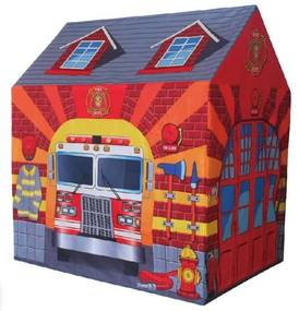 IPLAY Gyermeksátor Tűzoltóállomás, 8722