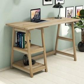 Perla juharfa íróasztal 120 x 73,5 x 51 cm