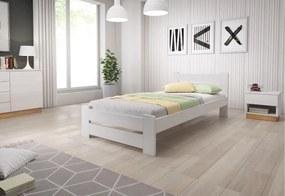 P/ HEUREKA ágy + matrac + ágyrács AJÁNDÉK, 90x200 cm, fehér