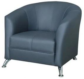 LAWRENCE fotel, 70x85x75 cm, grafit - soft 20