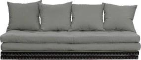 Chico Grey szürke kinyitható kanapé - Karup Design