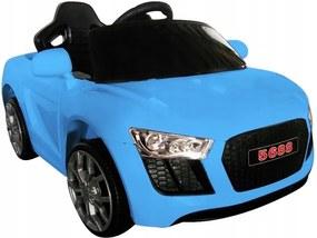 Elektromos beülős sport autó gyerekeknek, RG-AA4, kék