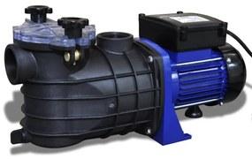 vidaXL Elektromos Medence Szivattyú 500W Kék