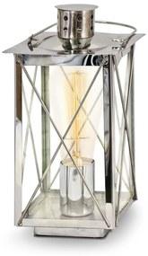 Eglo Eglo 49279 - Asztali lámpa DONMINGTON 1xE27/60W/230V EG49279