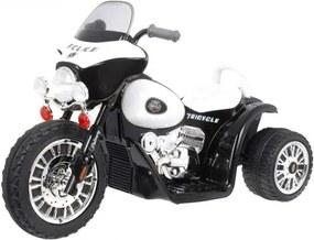 Chopper elektromos kismotor - Fekete