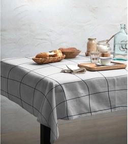 Blue Lines asztalterítő, 140 x 200 cm - Linen Couture