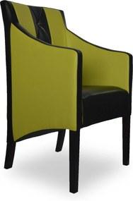 Stílusos ferde fotel Nela - különféle színek