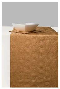 Elegance bronz asztali futó