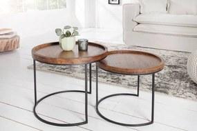 2 asztalból álló szett Flux II