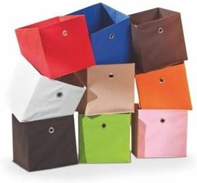 Textil doboz - Winny rózsaszín