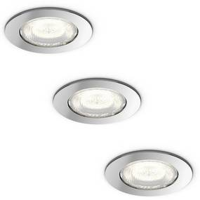 Philips Philips 59008/11 / P0 - 3x LED fürdőszobai lámpa DREAMINESS 3xLED / 4,5W IP65 P1587