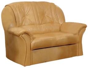 COM-Anett 2-személyes bőr kanapé