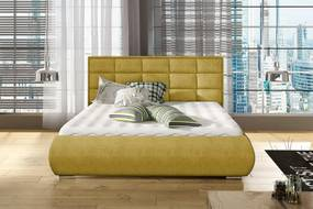 Stílusos franciaágy Carmelo 180 x 200 - 6 színes változat