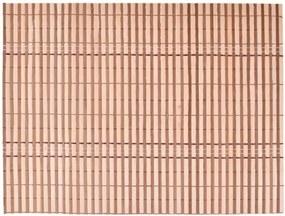 Servizio 2 db-os bambusz tányéralátét szett - Bambum