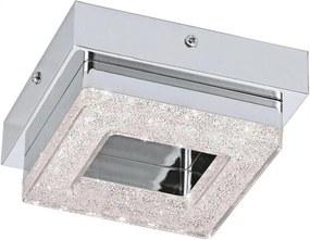 Eglo Eglo 79045 - LED Kristály mennyezeti lámpa NOVEL 1xLED/4W/230V EG79045