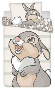 Gyermek pamut ágynemű kiságyba Thumper baby, 100 x 135 cm, 40 x 60 cm
