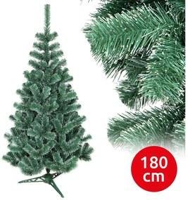 ANMA Karácsonyfa WHITE 180 cm borókafenyő AM0123