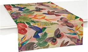 Colorful Jungle asztali futó, 2 db - Madre Selva