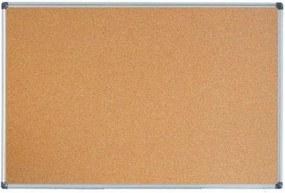Fa hirdetőtábla Cork Board Eco 60x90 cm