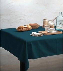 Turquoise asztalterítő, 140 x 200 cm - Linen Couture