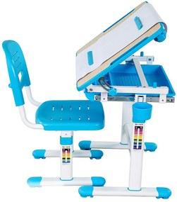 FD Banabius növekvő asztal és szék Szín: Kék