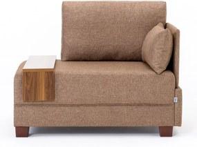 Fly Jobb barna egyszemélyes kanapé