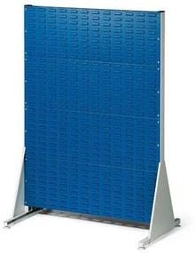 Kétoldali PERFO állvány, magasság 147 cm, kék